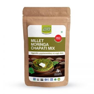 Millet Moringa leaves Chapati Mix