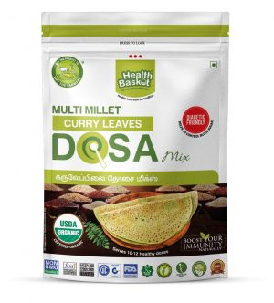 Millet Curry Leaves Dosa Mix
