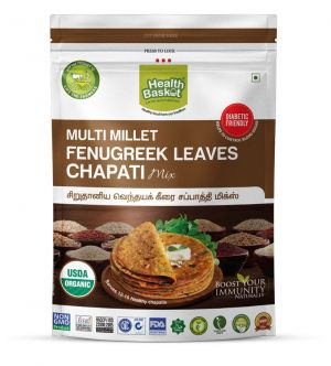 Millet Fenugreek leaves Chapati Mix