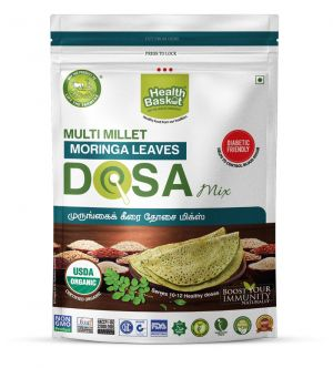 Millet Moringa leaves Dosa Mix