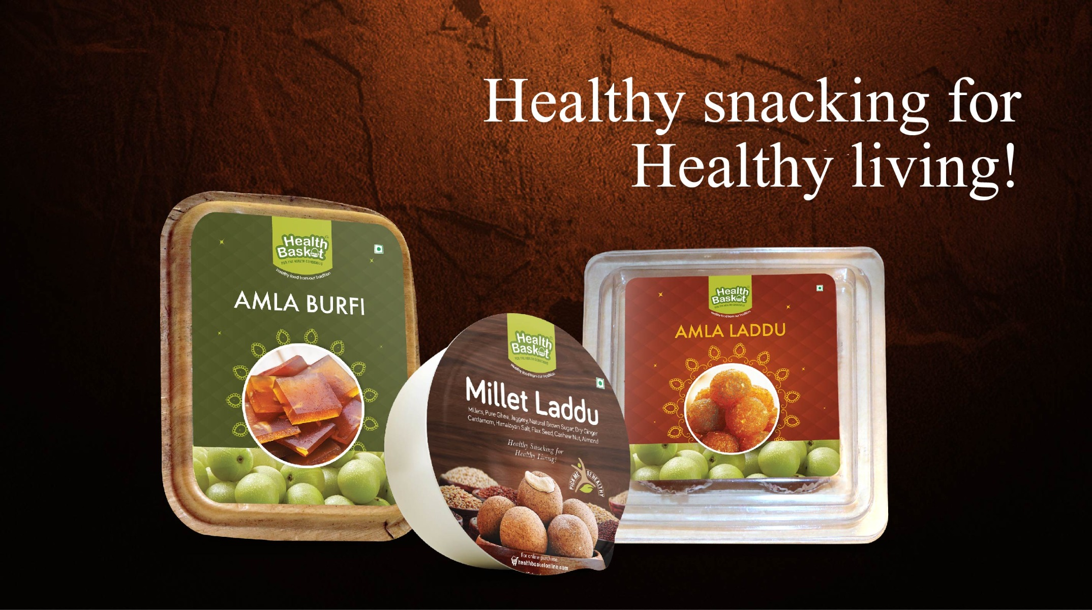 Health Basket Healthy Snacking for Healthy Livving